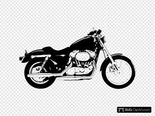 Claydowling Harley Davidson Sportster