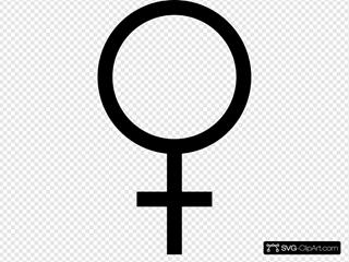 Female Symbol 3
