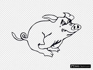 Outline Running Pig