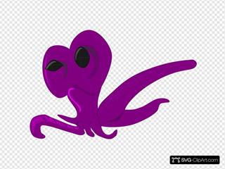 Alien Octopus