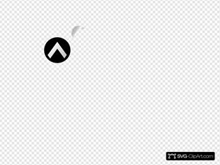 Up-arrow SVG Clipart