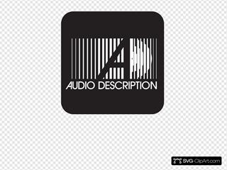 Live Audio Description Black