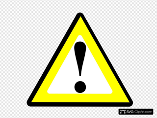 Black Yellow Warning 1