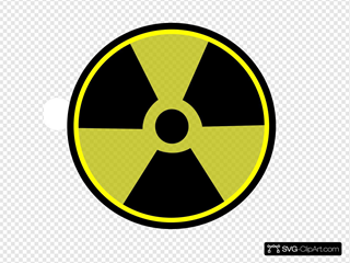 Radioactive Sign Clipart