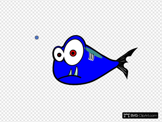 Blue Fish Black Test 3