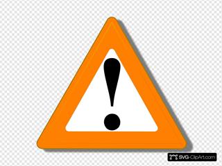 Orange Warning
