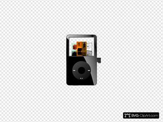 Ipod Black Old