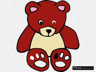 Cute Brown Teddy