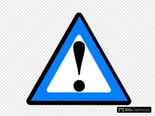 Black Blue Warning 1
