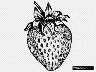 Simple Strawberry