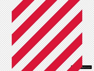 Red Black Stripe Gradient
