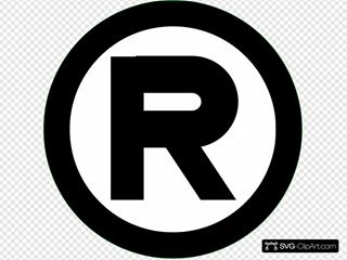 Black Reserved Logo