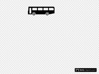 Bus Symbol (black)