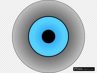 Tonlima Olho Azul Blue Eye