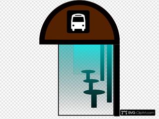 Bus Station Shelter