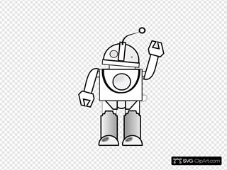 Robot Outline