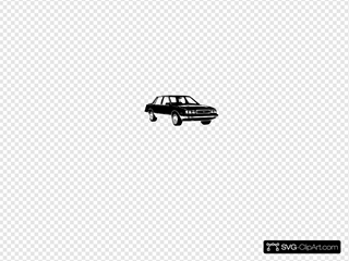 1989 Chevrolet Celebirty Sedan