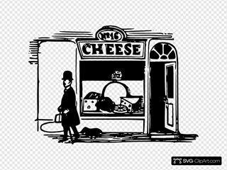 Tom Cheese Shop