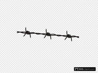 Ltvrdik Barbed Wire