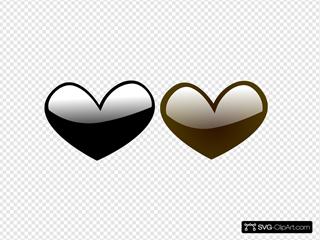Blue Black Hearts