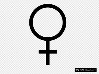 Female Symbol 2
