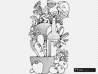 Food SVG Clipart