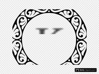 Monogram K