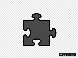 Puzzle-grey