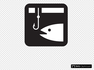 Download Ice Fishing Black Svg Vector Ice Fishing Black Clip Art Svg Clipart