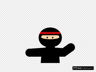 Red Belt Ninja
