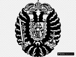 Hapsburg Crest