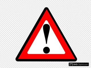 Black Red Warning 1