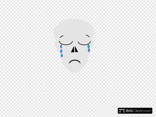 Gray Sad No Circles