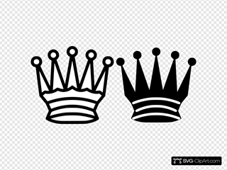 Chess Queen Crown
