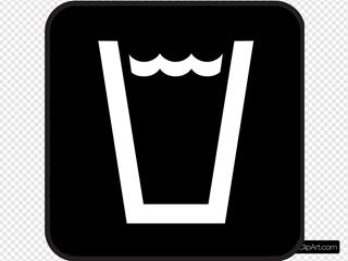 Drink Beverage Map Sign