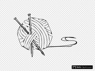 Knitting Yarn Needles 1