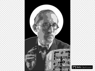 Saint Le Corbusier