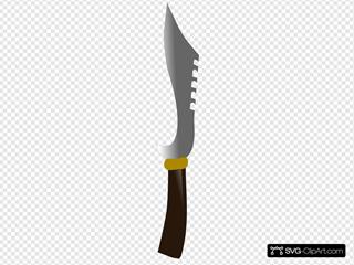 Kujang Knife