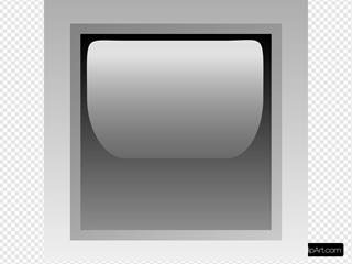 Led Square (black)