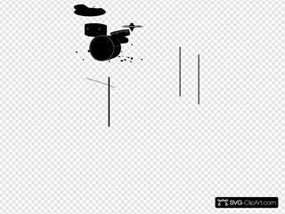 Drums -black