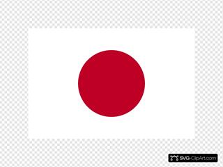 Jp Draws Japanese Flag