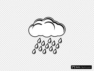 Raincloud Bw
