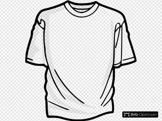 Blank T Shirt 2