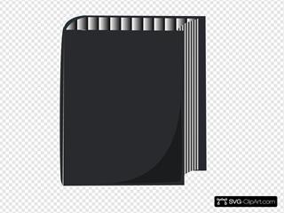 Closed Black Book