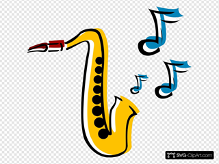 Saxophone 5