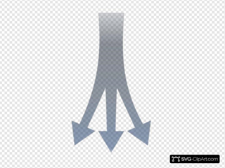 Split Arrows