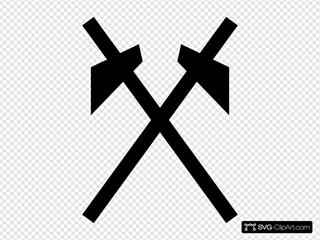 Japanese Map Symbol Mine