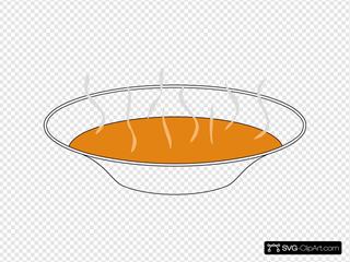 Steaming Pumpkin Soup