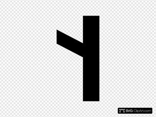 Old Turkic Letter Ng
