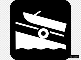 Map Symbols Boat Trailer